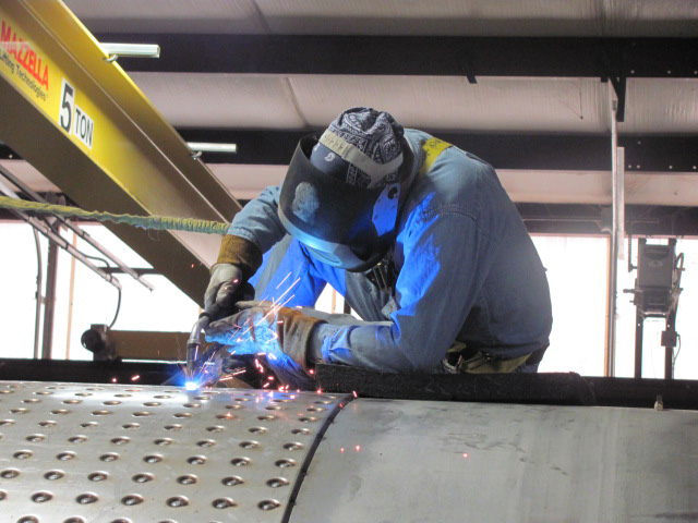 manufacturing operations in Burlington NC